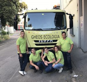 Gheos Ecologia - Staff